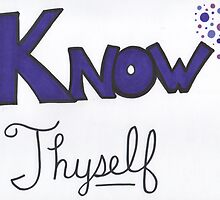 Know Thyself by byAngeliaJoy