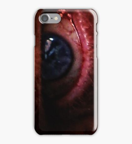the eye of mordor iPhone Case/Skin