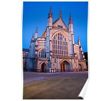Winchester cathedral Poster