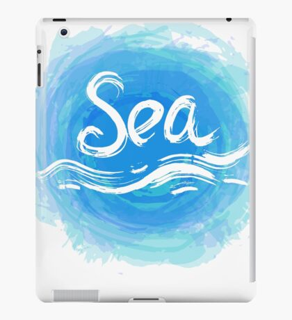 Sea iPad Case/Skin