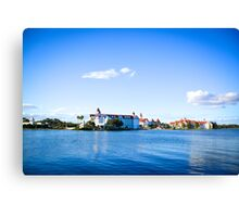 Perfect Day at the Grand Floridian Canvas Print