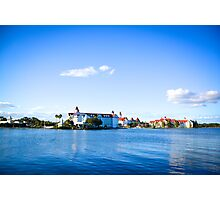 Perfect Day at the Grand Floridian Photographic Print