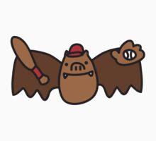 Baseball Bat Kids Tee
