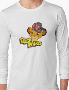 Fresh prince simba Long Sleeve T-Shirt