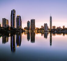 Surfers Paradise, by McguiganVisuals