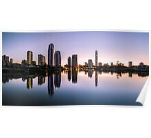 Surfers Paradise, Poster