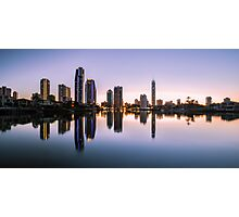 Surfers Paradise, Photographic Print