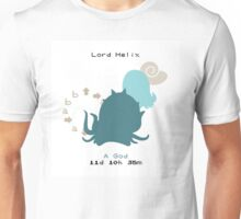 Lord Helix: A God TPP  Unisex T-Shirt