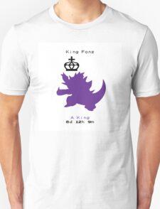 King Fonz: A King TPP T-Shirt