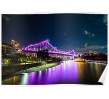 The Story Bridge, Brisbane Poster