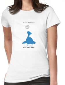 Air Jordan: A Prince TPP Womens Fitted T-Shirt