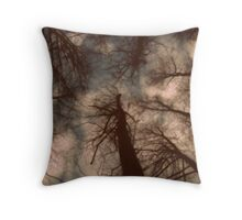 Reach for the sky... Throw Pillow