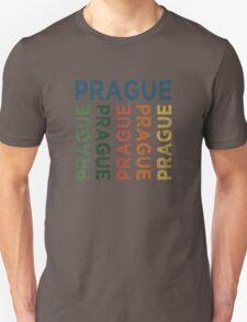 Prague Cute Colorful T-Shirt