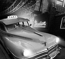 Metropolis Cab by flyrod
