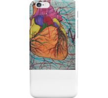 The Geometric Capillaries of Ink iPhone Case/Skin