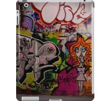 Graffiti, London, England | Wacky iPad Case/Skin