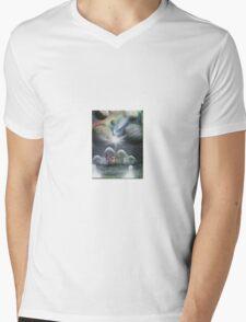 Solar Astonomical Utopia Mens V-Neck T-Shirt