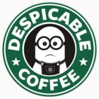 Despicable Coffee by Brother Adam