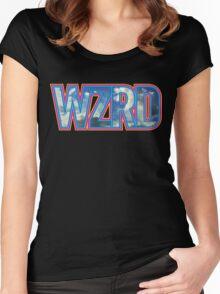 Kid Cudi WZRD Women's Fitted Scoop T-Shirt