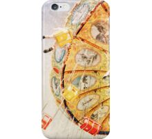 Sea Swings... iPhone Case/Skin