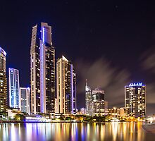 Surfers Paradise, Gold Coast by McguiganVisuals