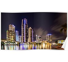Surfers Paradise, Gold Coast Poster