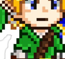Legend of Zelda - Link Pixel Sticker
