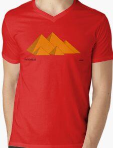 Frank Ocean Pyramids Shirt Mens V-Neck T-Shirt