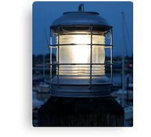 Ship Lantern Canvas Print