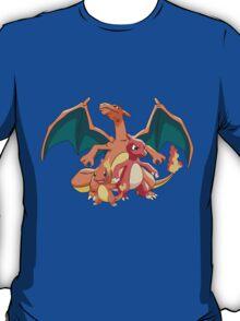 Charmander Evol T-Shirt