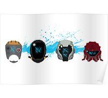 Pacific Rim: Kaiju Kill Count Poster