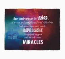 """""""The Universe is Big"""" Doctor Who by shivvae"""