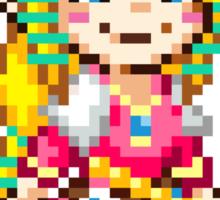 Skyward Sword - Zelda Pixel Sticker