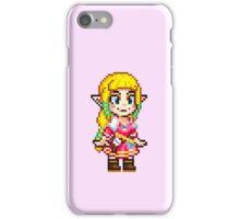 Skyward Sword - Zelda Pixel iPhone Case/Skin