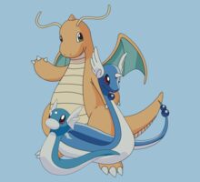 Dratini Evol Kids Clothes