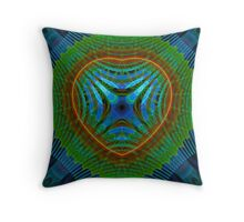 Cross My Heart Throw Pillow