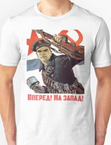 Soviet Sailor Tee T-Shirt
