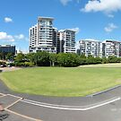 Roma St Parklands panorama by PhotosByG