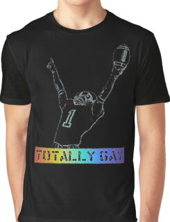 Totally Gay Graphic T-Shirt