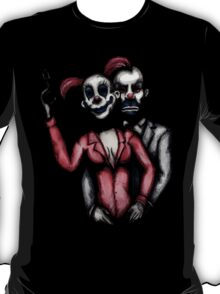 Mad Love; The Robbery T-Shirt