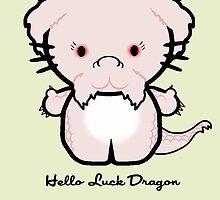 Hello Luck Dragon by LVBART