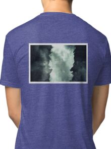 Isolated Tri-blend T-Shirt