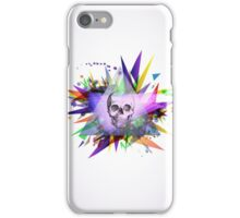 Skull Party iPhone Case/Skin