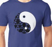 Yin Yang Triangles Unisex T-Shirt