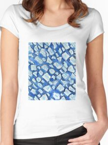 Sea Ice Women's Fitted Scoop T-Shirt