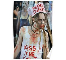 Zombie Chef - Blood Diner Poster