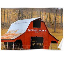 Dotson's Ranch 1941 Poster