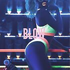 Blow - Beyoncé by ArgentStylingz