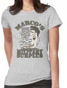 Marco's Discount Military Surplus Womens Fitted T-Shirt