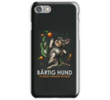 Cognac Bartig iPhone Case/Skin